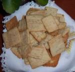Biscoito de Castanha do Pará